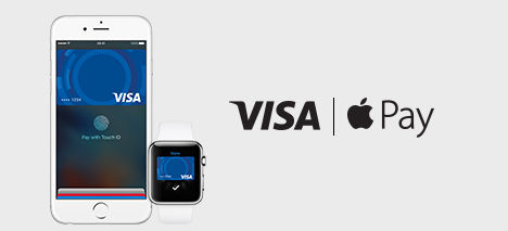 Zahlungssystem – Apple Pay